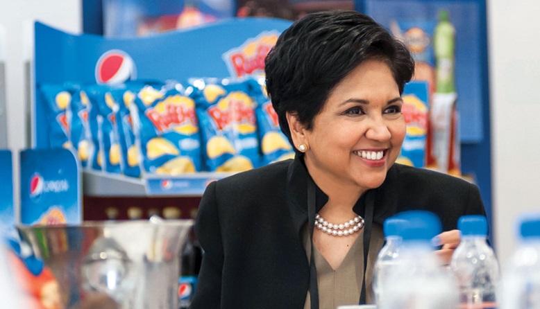 PepsiCo:  Indra Nooyi