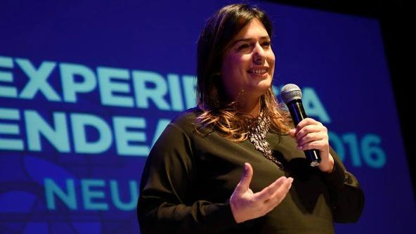 Fundadora de Tealosophy   Inés Bertón